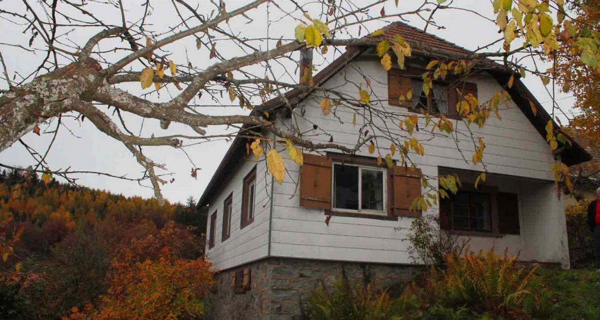 maison de campagne avant rénovation globale par oktave