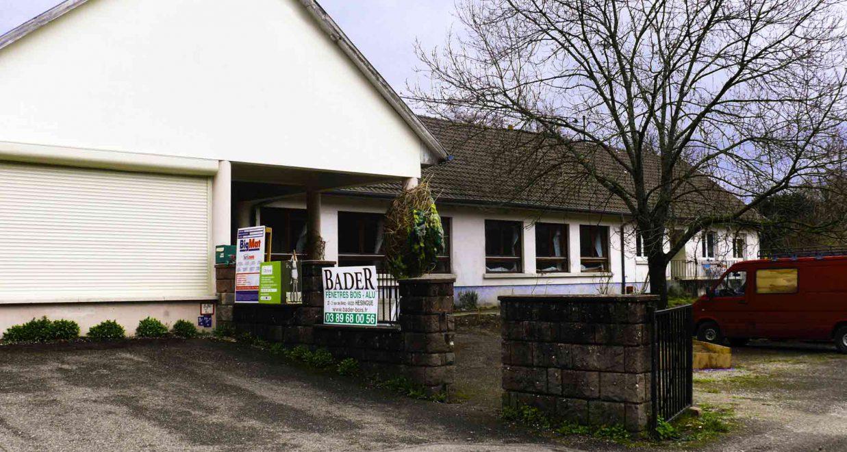 rénovation d'une ancienne école par Oktave