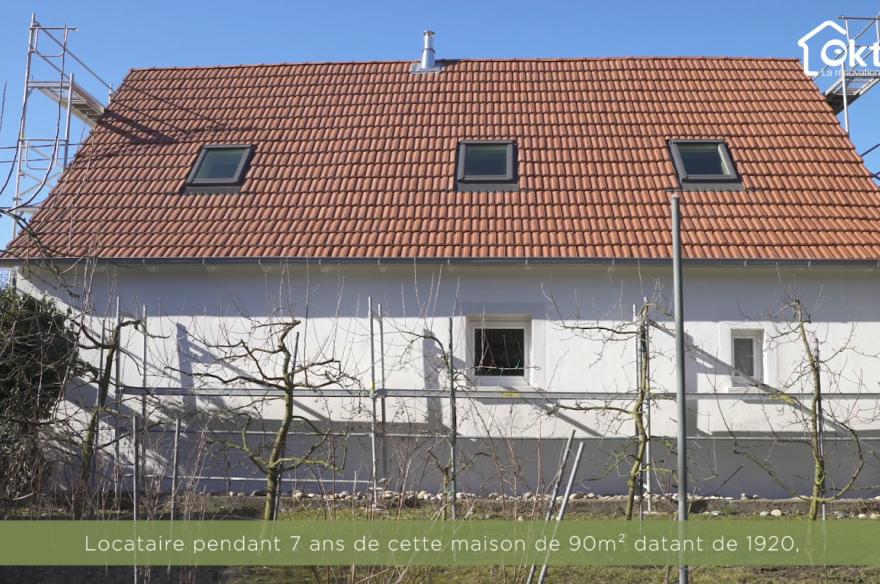 Travaux et précarité énergétique, reportage sur un chantier